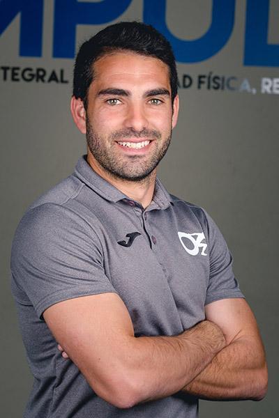 Álvaro Cano -Entrenador Personal Murcia