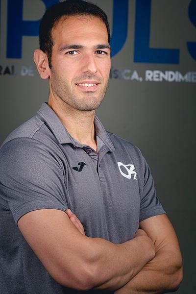 Antonio Montesinos -Fisioterapeuta Murcia-