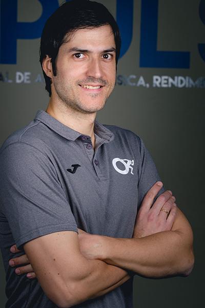 Javier Navarro - Nutricionista Murcia